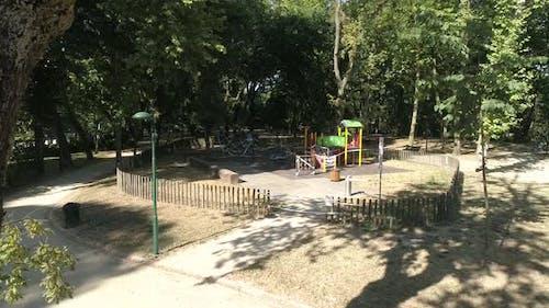 Disabled Kids Park due to Coronavirus Pandemic