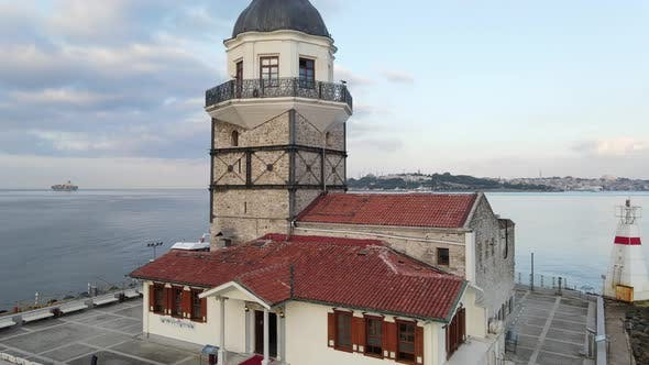 Thumbnail for Istanbul's icon Maiden Tower