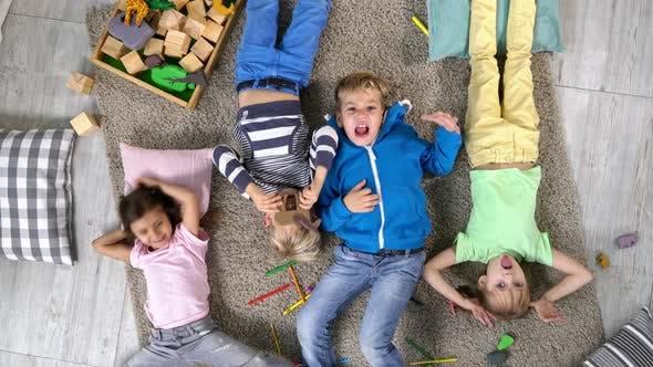 Thumbnail for Children Going Crazy on the Floor