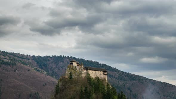 Thumbnail for Gray Clouds over Dracula´s Castle