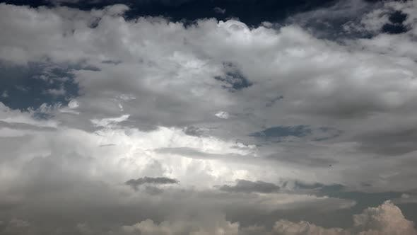 Thumbnail for Variable and Mixed Clouds Movements in the Sky