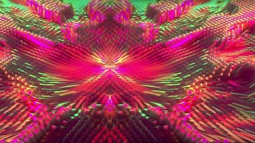 Abstract Widescreen Visuals 8K