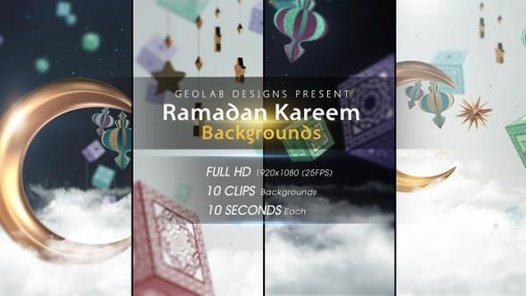 Thumbnail for Ramadan Kareem Backgrounds