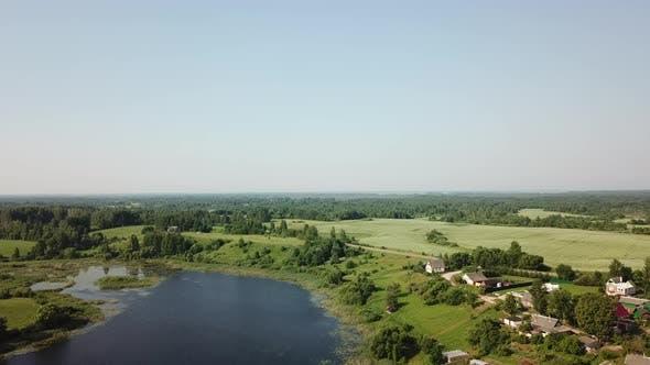 Thumbnail for Beau Paysage Du Lac Ostovenskoe 13