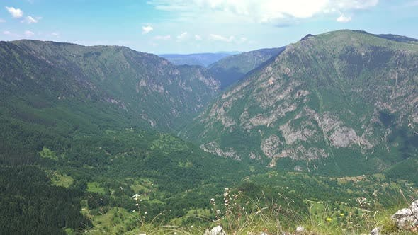 Thumbnail for Mountains and Canyon in Durmitor National Park