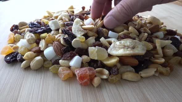 Cover Image for Healthy Breakfast with Dry Fruits