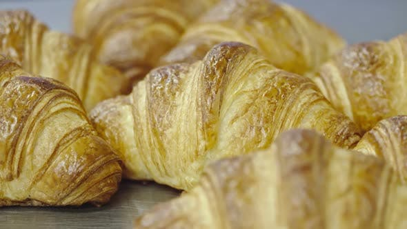 Cover Image for Baked Croissants