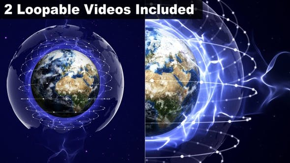 Thumbnail for 2 Earth, Connection Network Concept