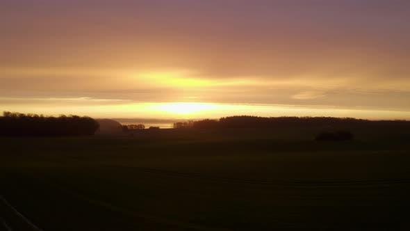 Thumbnail for Golden Sunrise Denmark