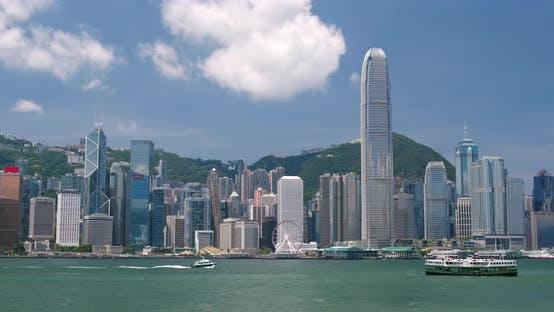 Thumbnail for Hong Kong skyscraper