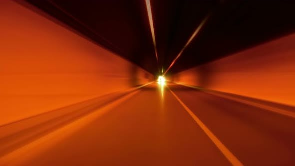 Thumbnail for Tunnel Abstract Time Lapse