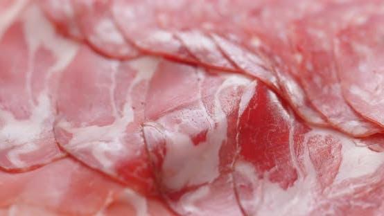 Thumbnail for Salami and sliced ham