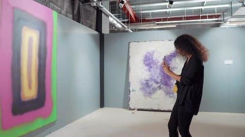 No Photos at the Art Gallery