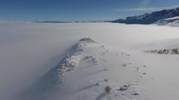 Thumbnail for Flying above the fog