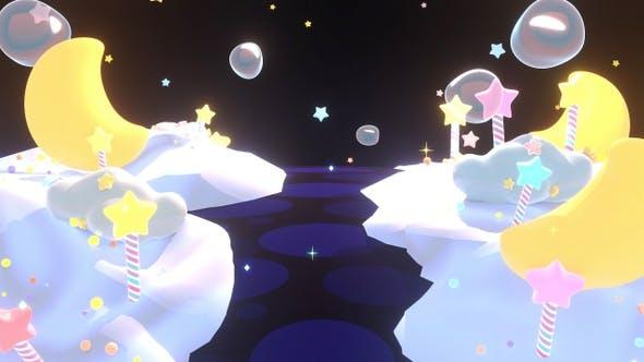Star Moon Land