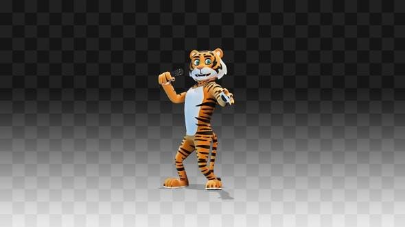 Tiger Singing
