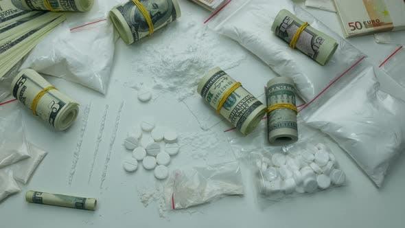 Thumbnail for Criminal Financial Profit Of The Drug Cartel