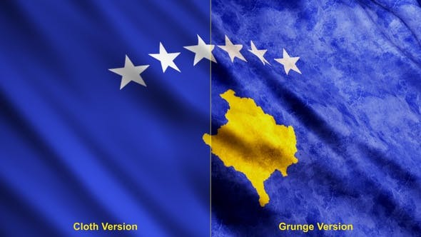 Thumbnail for Kosovo Flags