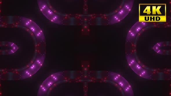 Thumbnail for 5 Colorful Light Shape Vj Pack