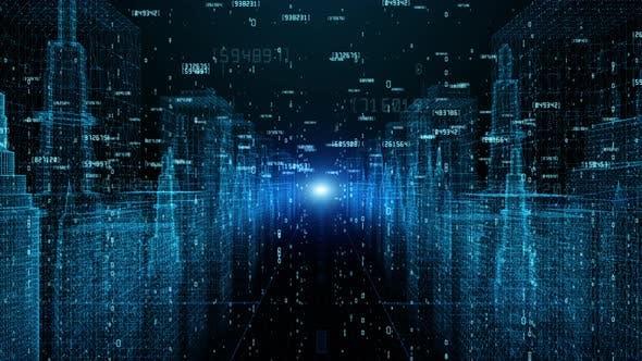 Digital City And Digital Data 845
