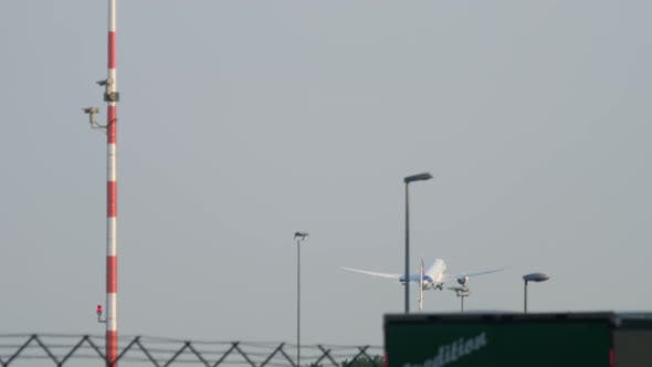 Thumbnail for Wide Body Airplane Departure
