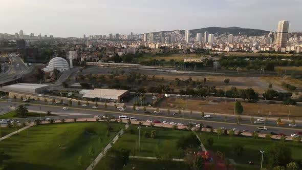 Istanbul Park After Coronavirus
