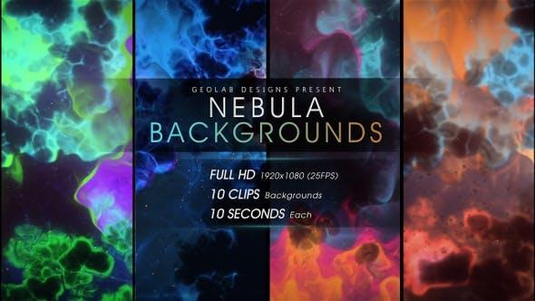 Thumbnail for Nebula Backgrounds