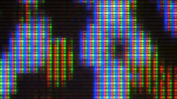 Thumbnail for Analoger TV Noize. TV ohne Signal, weißes Rauschen