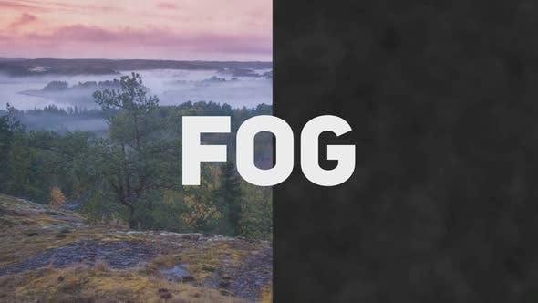 Fog Looped Overlay