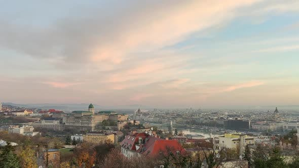 Morning Budapest
