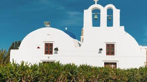Cycladic Church, Santorini, Greece