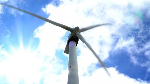 Thumbnail for Wind Power Turbine