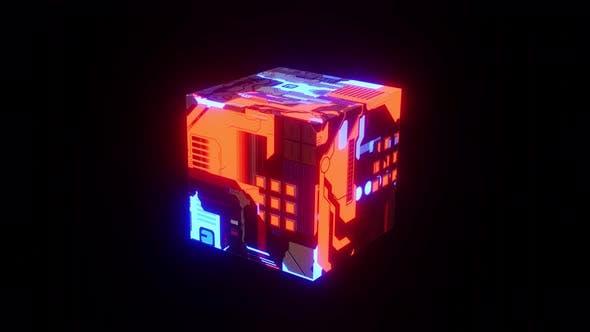 Sci Fi Cube Alpha Pr