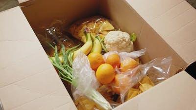 Online Ordering Groceries