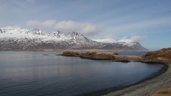 Thumbnail for Fjords at East Iceland
