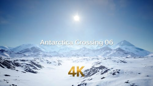 Antarctica Crossing 4K 06