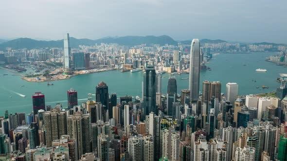 Thumbnail for The peak, Hong Kong