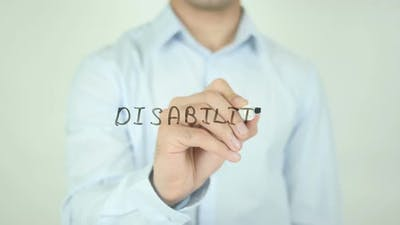 Disability, Writing On Screen