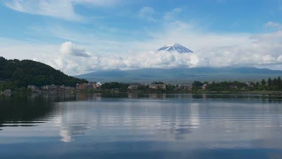 Thumbnail for Fujisan in Kawaguciko at summer time