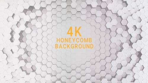 Honeycomb 3 D Background
