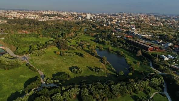 Thumbnail for Flight Green City Park