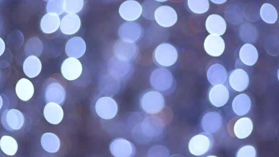 Cover Image for Blue view of the Christmas light