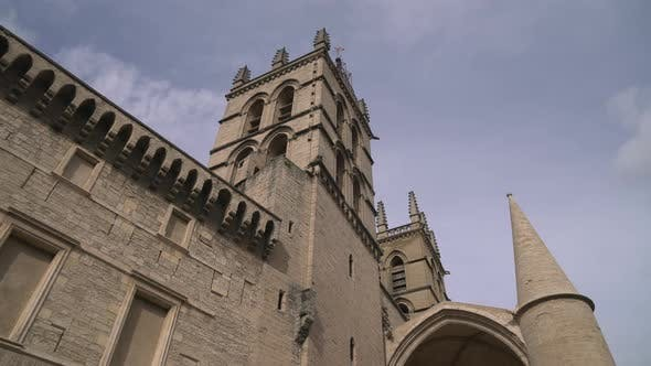 Bell towers of Saint Peter Cathedral