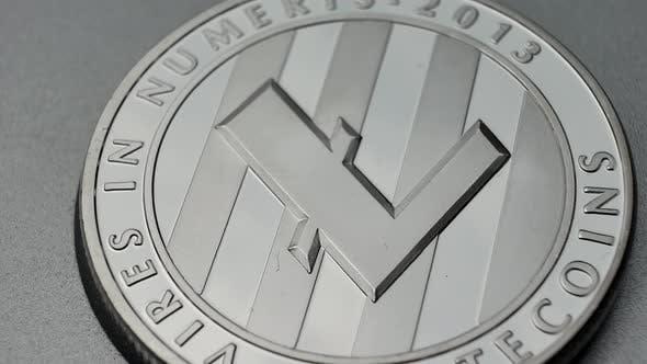 Thumbnail for Silver Litecoin Coin