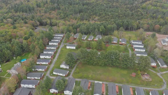 Pocono Mountains Pennsylvania USA Range Landscape