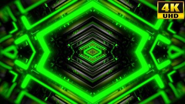 Thumbnail for Kaleidoscope Vj Loops V8