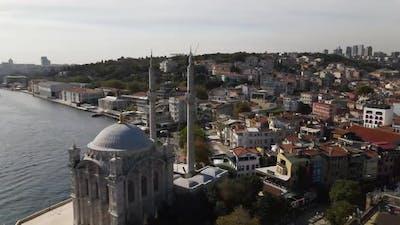 Islamic Ortakoy Mosque