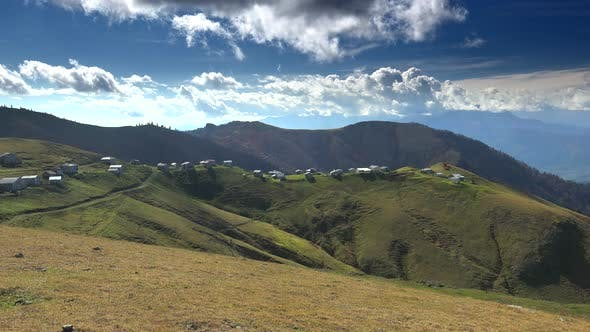 Thumbnail for Highland Houses in High Elevation Alpine Meadows at Mountain Ridge