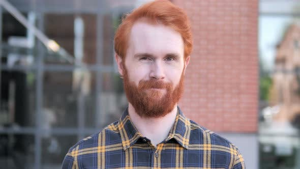 Cover Image for Yes, Accepting Redhead Beard Young Man