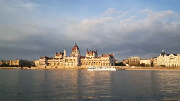 Thumbnail for The Hungarian Parliament Building